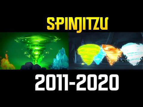 Ninjago - Spinjitzu