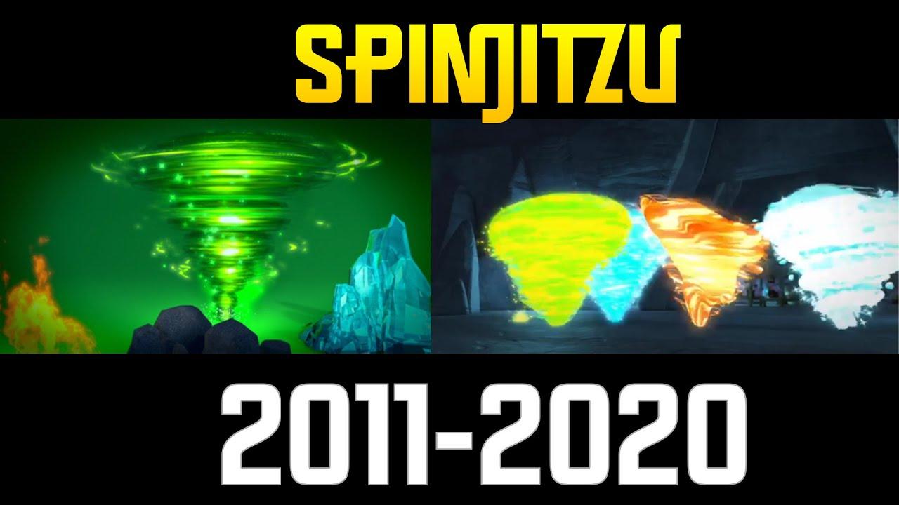 Download Ninjago - Spinjitzu Evolution (2011-2020)
