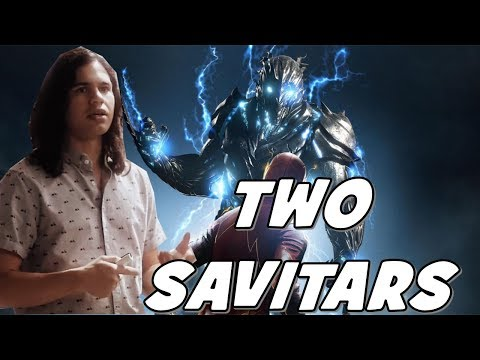 The Flash Season 3/Season 4: Two Savitars Theory, 2056 Message, Savitar Arc Plot Holes.