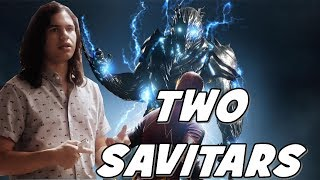 The Flash Season 3/Season 4: The Original Savitar V.s Barritar Theory. Barritar an Impostor Savitar?