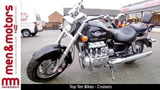 Top Ten Bikes - Cruisers
