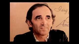 Charles Aznavour  (In English) PARIS AU MOIS D