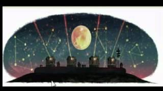 Google Doodle- 13th Anniversary of the 4 unit VLT telescope- Antu, Kueyen, Melipal and Yepun