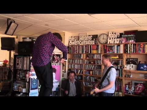 Dirty Three: NPR Music Tiny Desk Concert