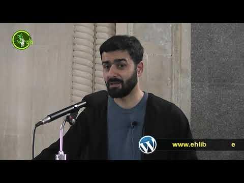 Hacı Samir Xanım Zeynəb (s.ə)-in bəsirəti