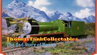 Thomas the Tank Engine & Friends Audio Book - The Sad Story of Henry