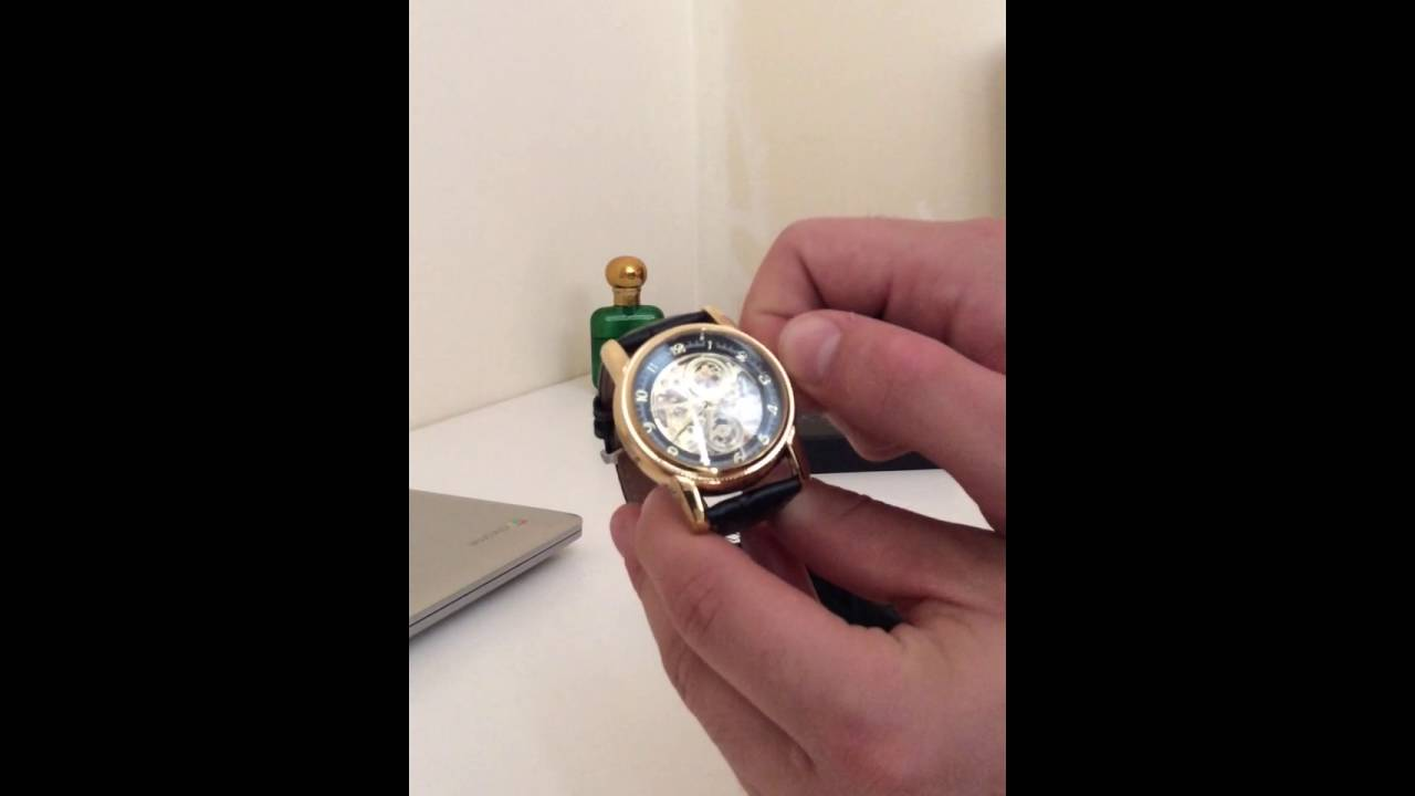 Lord timepieces kings cross quick review youtube for Lord timepieces