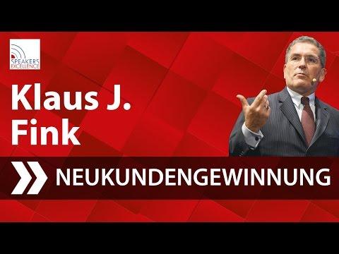 Klaus J. Fink - Neukundengewinnung, Erfolgsfaktor Nr. 1