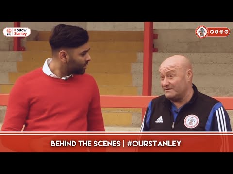 🎥 BEHIND THE SCENES   #OurStanley with Ash Hoskin