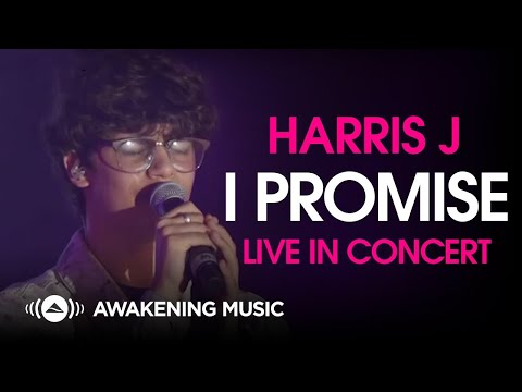 Harris J - I Promise (Live In Concert)