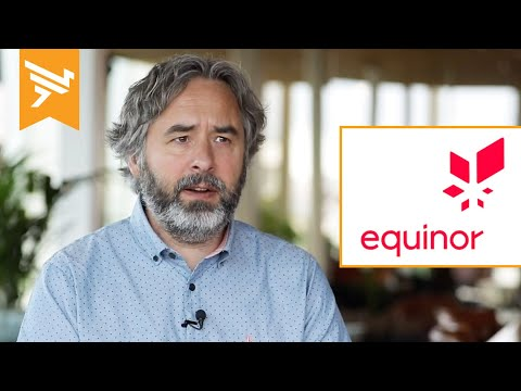 Equinor transforms digitally with AMPLIFY B2Bi