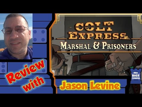 Colt Express Review - with the Game Boy Geek - YouTube