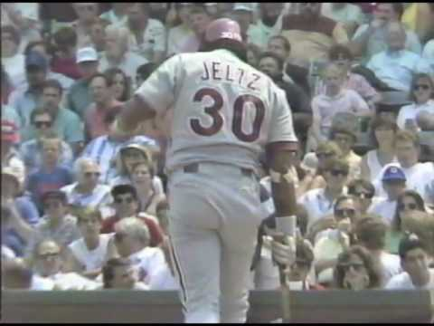 Cubs 9, Phillies 2 - August 11, 1989 - Full game