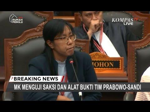 Saksi BPN Lihat Deklarasi Dukungan Ganjar dan 32 Kepala Daerah dari YouTube