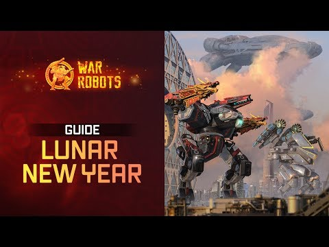 War Robots: Lunar New Year Event Overview | 2019