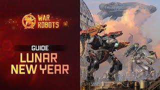 War Robots: Lunar New Year Event Overview   2019