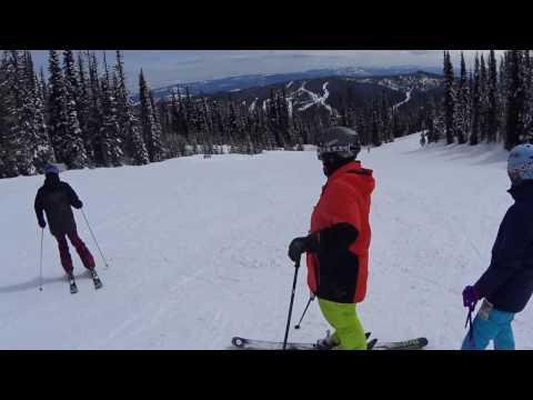 20170331~10 Sun Peaks Ski Resort