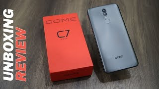 GOME C7 NOTE Unboxing, review, PUBG, Camera Samples price starts from Rs. 6999 (Offline) (Hindi)