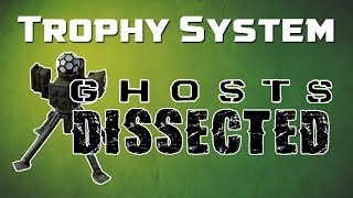 Ghosts Dissected - Trophy System | Call of Duty Ghost Trophy Equipment Analysis Breakdown HD