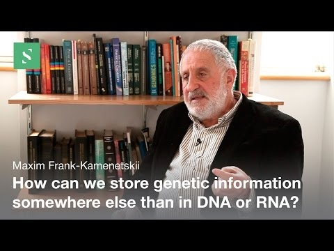 Artificial DNA - Maxim D. Frank-Kamenetskii