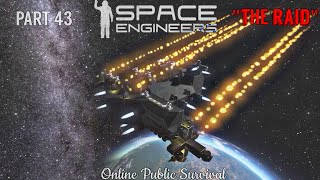 Space Engineers: Online Public Survival Part 43