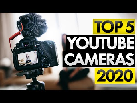 Top 5 BEST Camera For Youtube (2020)