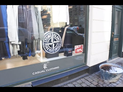 I MET CASUAL CLOTHING DENMARK | STORE TOURS