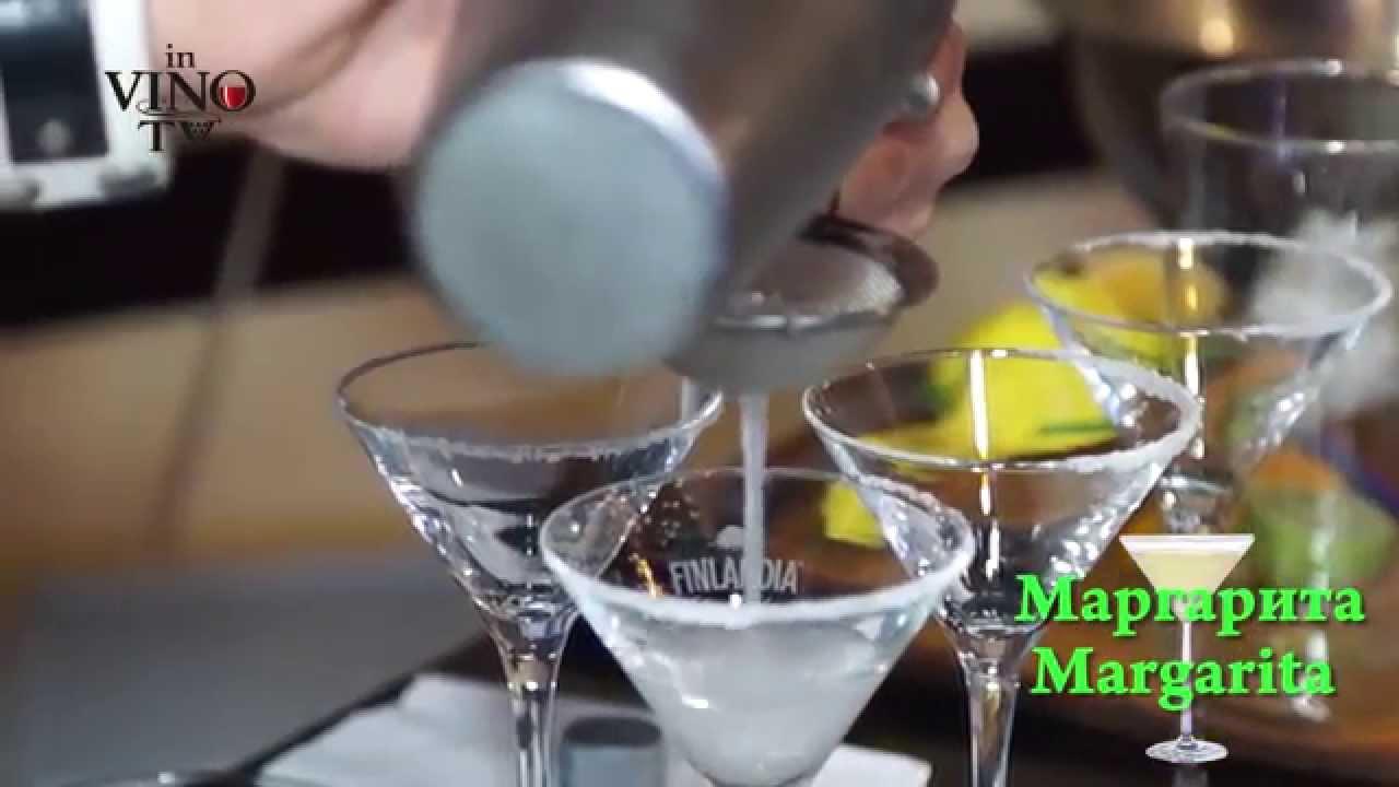 Способы приготовления коктейля Маргарита
