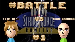 #BATTLE - Strike Force Bowling - BOWLING AT THE BEACH - Episode 1