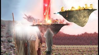 Пророк Лут (мир ему) и как Ангел уничтожил народ Садума