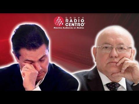 HERMANO DE VIRGILIO ANDRADE SÍ OPERA en la AUDITORÍA SUPERIOR, confirma David Colmenares