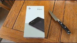 Google Pixel 2 - Unboxing!