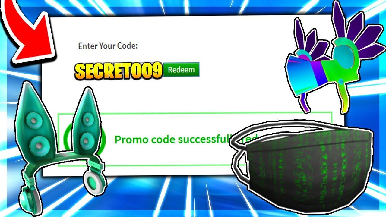 Roblox.come Promocode May All Roblox Promo Codes On Roblox 2020 Secret Roblox Promo Codes Not Expired Youtube