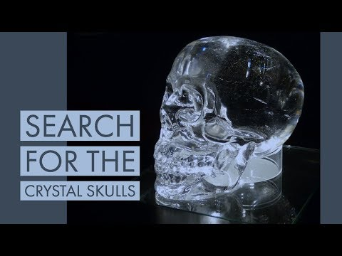 Search for the Crystal Skulls