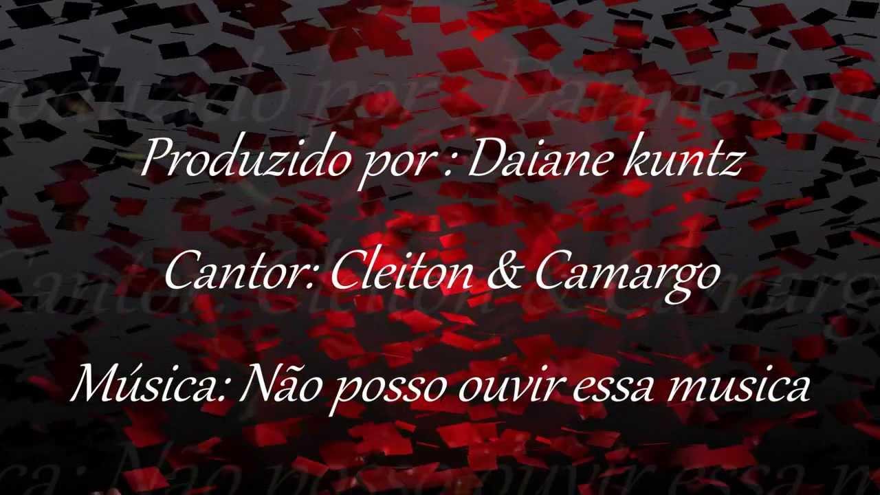 CLEITON CHANCE E OUTRA CAMARGO BAIXAR MUSICA