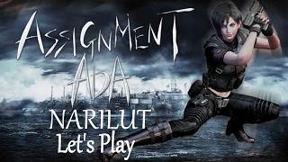 RESIDENT EVIL 4 - Assignment Ada