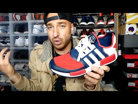 NMD White Mountaineering PK Trail Review & On Feet! + Misinformed Podcast live from Pepsi Center!