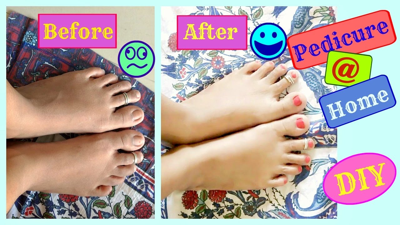 How to do pedicure at home do it yourself youtube how to do pedicure at home do it yourself solutioingenieria Gallery