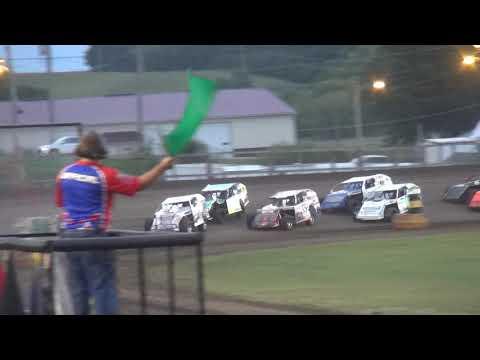 USRA B-Mod feature Fayette County Speedway 9/1/19