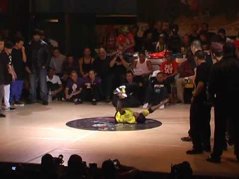 DREAM TEAM USA vs SANS LIMITE Part 1 - Chelles Pro 2009 (Final)