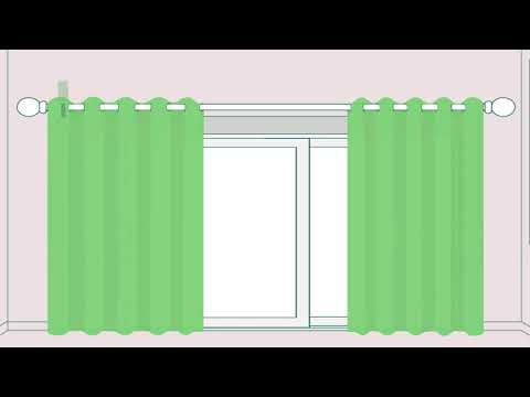How to Measure For Curtains - Swift Direct Blinds