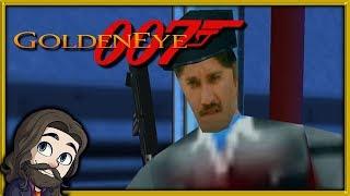 Frigate ▶ GoldenEye 007 Secret Agent Gameplay 🔴 Part 10