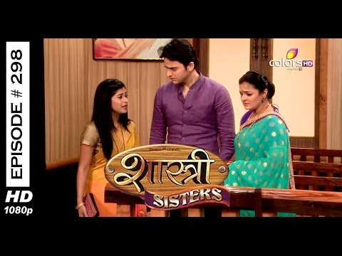 Shastri Sisters - 2nd July 2015 - शास्त्री सिस्टर्स - Full Episode (HD)