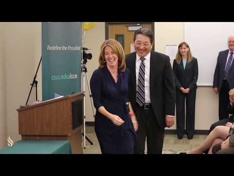Leadership for the Government Executive: Steve Taketa Testimonial