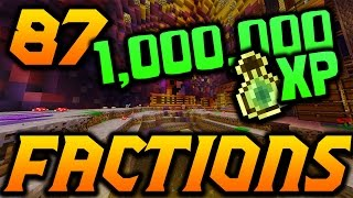 "Minecraft Factions VERSUS: Episode 87 ""1,000,000 XP GOD SET CREATION DUEL!"""