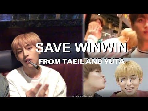 SAVE WINWIN FROM TAEIL AND YUTA