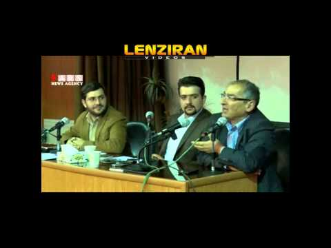 Hot debate of Sadegh Zibakalam with deputy of Fars news agency about nuclear and foreign policy