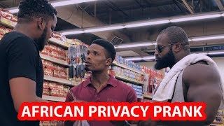 AFRICAN PRIVACY PRANK - Zfancy