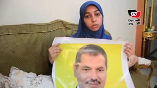 ابنة سجين «إخواني» بالدقهلية الأولى مكرر «علمي»: «كان نفسي بابا يشاركني فرحتي»