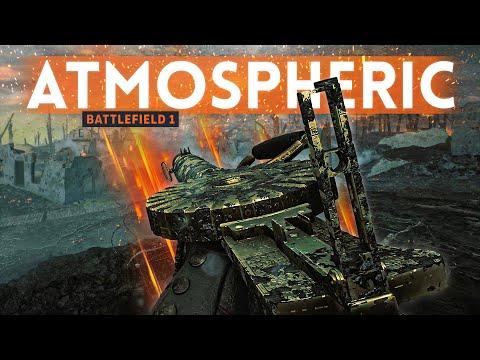 Battlefield 1's Incredible Atmosphere Is Unrivalled!